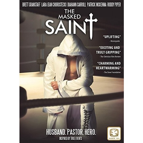 The Masked Saint (DVD)