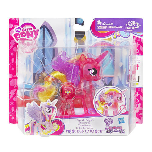 My Little Pony Explore Equestria 3.5 inch Doll - Princess Cadance