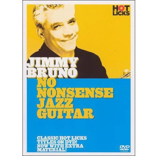 Jimmy Bruno: No Nonsense Jazz Guitar [DVD]
