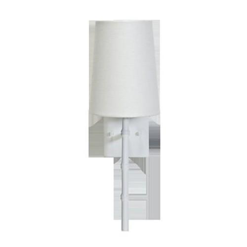 WorldsAway 2-Light Flush Mount; White