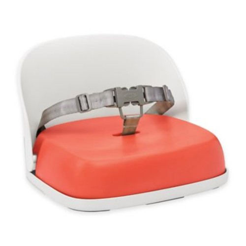OXO Tot Perch Booster Seat with Straps in Orange