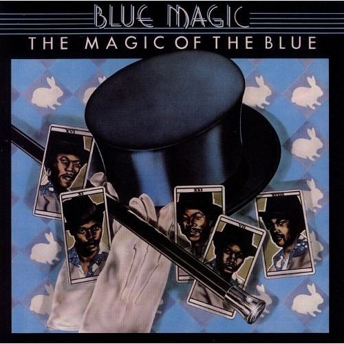 The Magic of the Blue [CD]