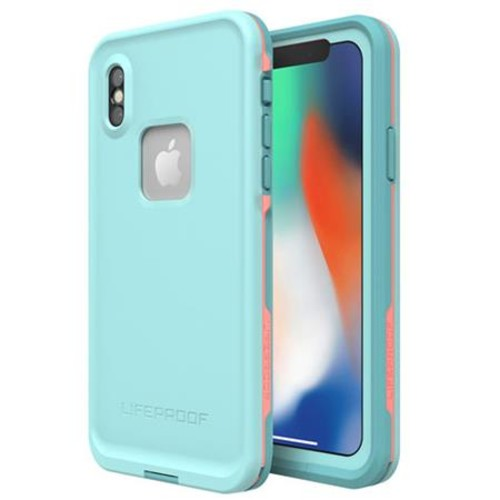 Lifeproof FRE Protective Waterproof Case for iPhone X - Wipeout
