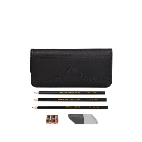 Brogue Pencil Case