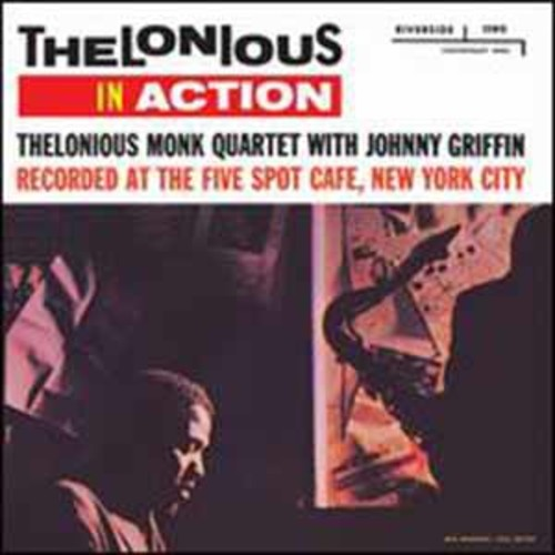 Thelonious Monk - Thelonious In Action (Vinyl)