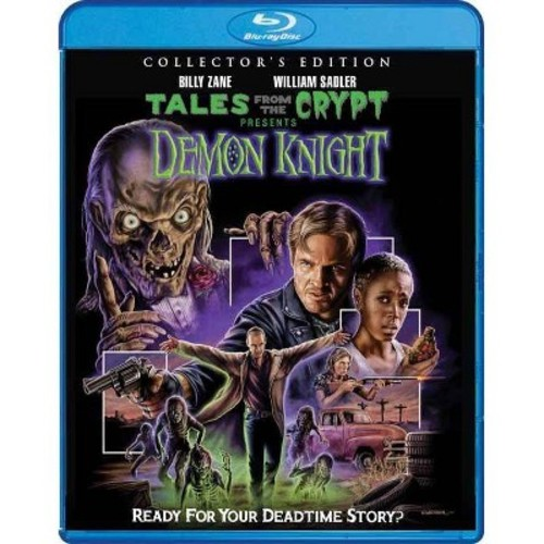 Tales From The Crypt: Demon Knight (Collector's Edition) (Blu-ray)