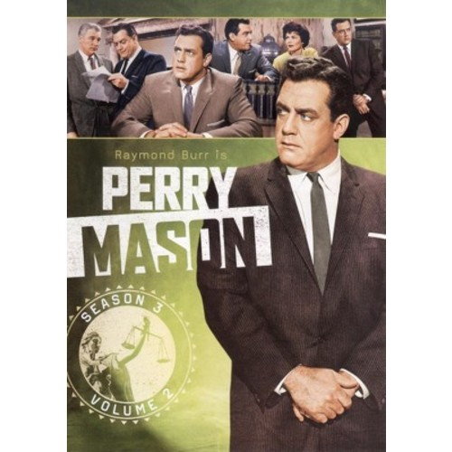 Perry Mason: Season 3, Vol. 2 (4 Discs) (R)