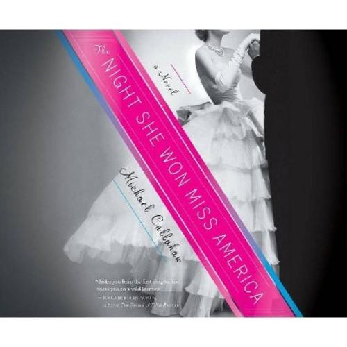 Night She Won Miss America (MP3-CD) (Michael Callahan)