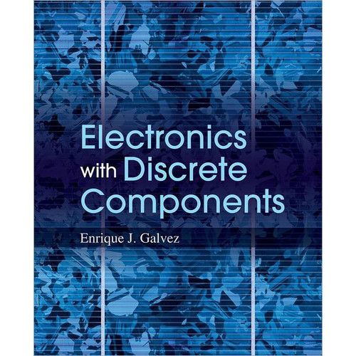 Electronics with Discrete Components / Edition 1
