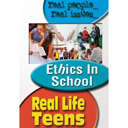 Real Life Teens: Ethics in School [DVD]