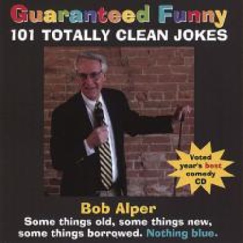 Guaranteed Funny: 101 Totally Clean Jokes [CD]
