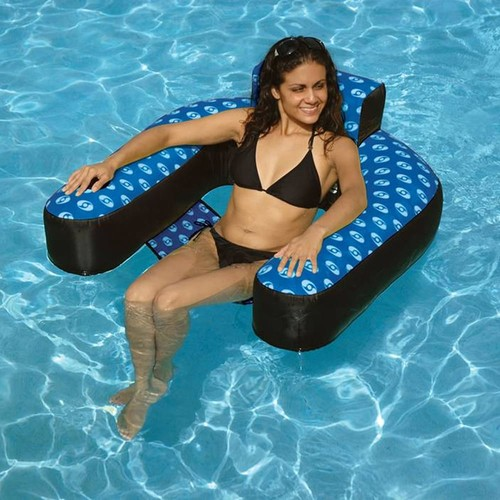 Swimline Suspend Chair Inflatable Pool Float