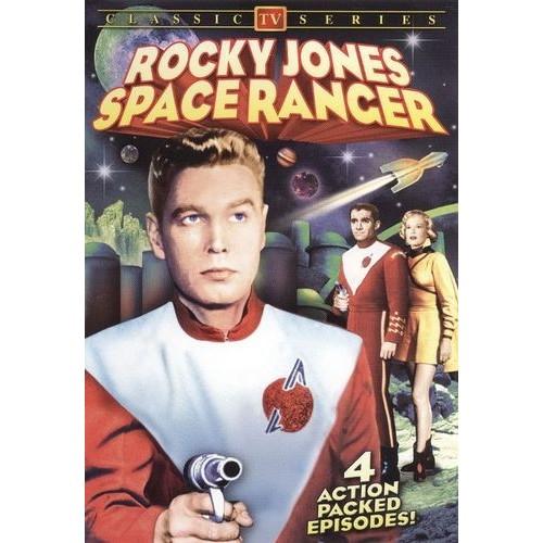 Rocky Jones, Space Ranger, Vol. 1 [DVD]