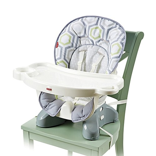 Fisher-Price Spacesaver High Chair in Geo Meadow