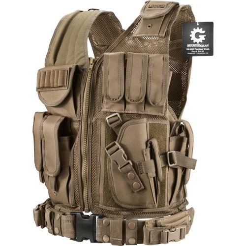 Loaded Gear VX-200 Tactical Vest (Flat Dark Earth)