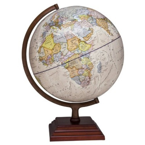 Waypoint Geographic Atlantic Desktop Globe