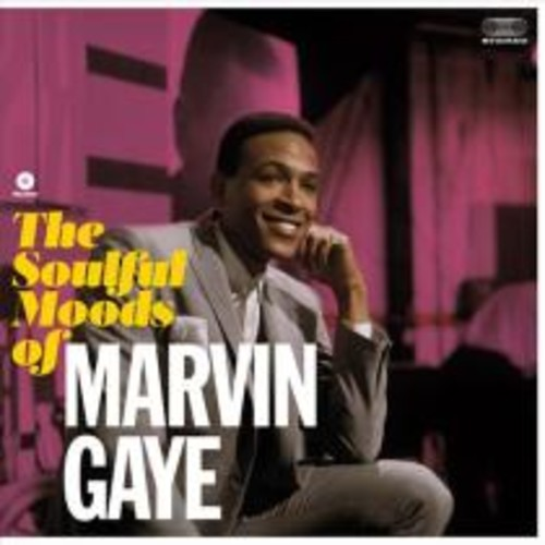 The Soulful Moods of Marvin Gaye [LP] - VINYL