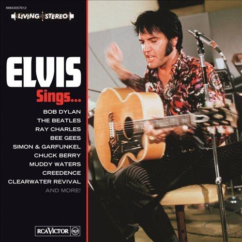 Elvis Sings... [CD]