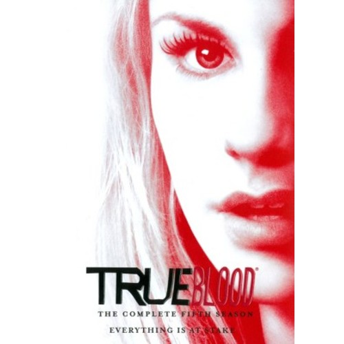 True Blood: The Complete Fifth Season (5 Discs) (dvd_video)