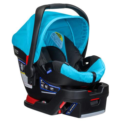 BRITAX B-Safe 35 XE Infant Car Seat in Cyan
