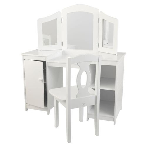 KidKraft Deluxe Vanity & Chair Set
