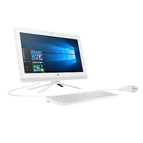 HP 24-g010 All-in-One Computer - AMD A-Series A8-7410 2.20 GHz - 4 GB DDR3 SDRAM - 1 TB HDD - 24