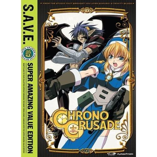 Chrono Crusade-Complete Series -S.A.V.E.