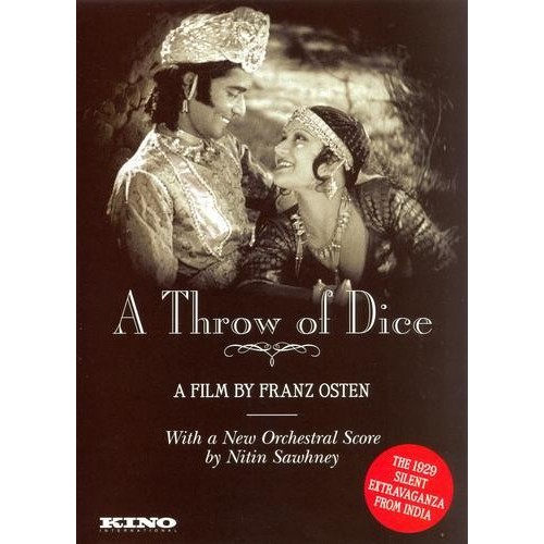 A Throw of the Dice [DVD] [English] [1930]