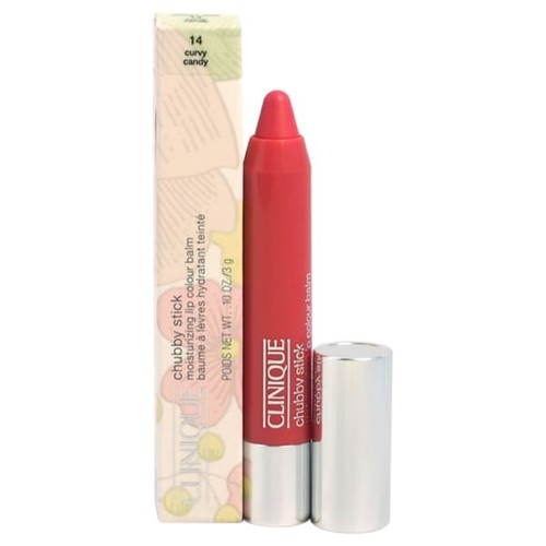 Clinique Chubby Stick 14 Curvy Candy Moisturizing Lip Color Balm