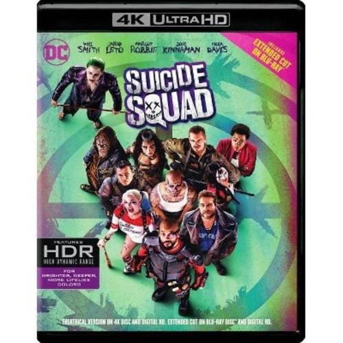Suicide Squad [4K UHD] [Blu-Ray] [Digital HD]