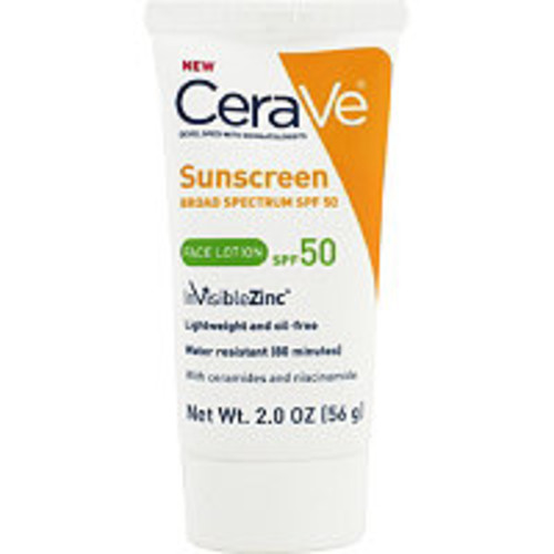 Sunscreen Broad Spectrum Face Lotion SPF 50