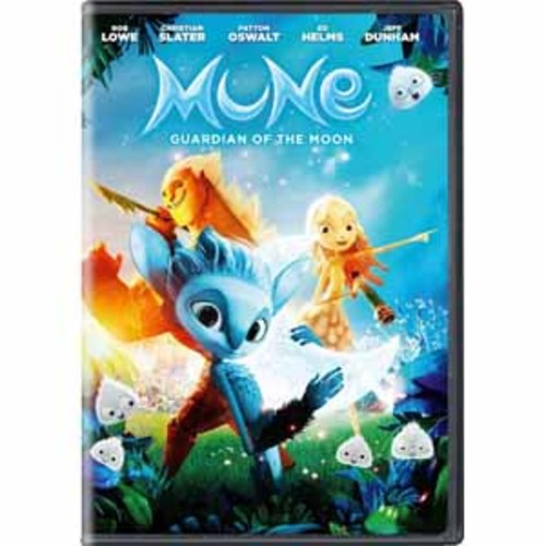 Mune: Guardian of the Moon [DVD]