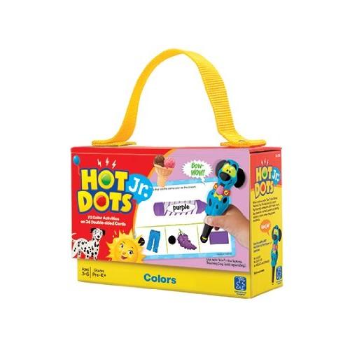 Hot Dots Jr Cards Colors