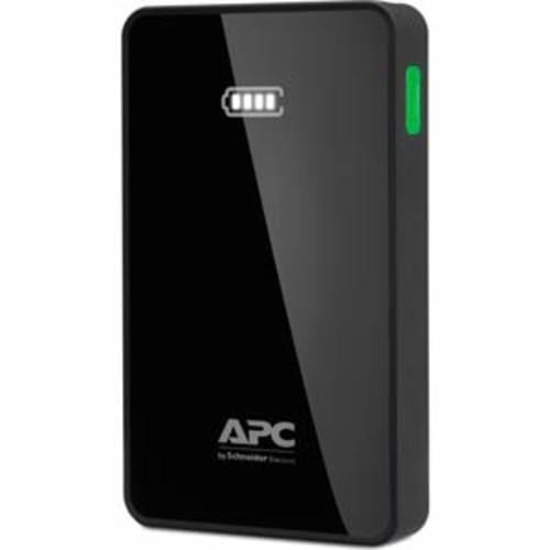 APC Mobile Power Pack 5000mAh Li-Polymer Retail - Black