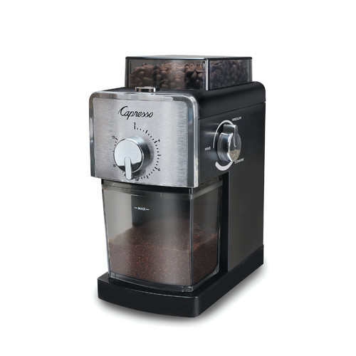 Electric Burr Coffee Grinder