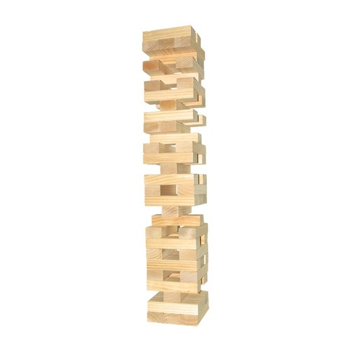 Maranda Enterprises Toppling Timbers Party Game