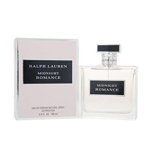 Ralph Lauren Midnight Romance Eau de Parfum Spray for Women, 3.4 Ounce