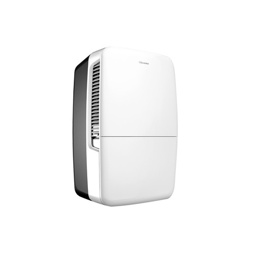 Hisense 50 Pt 2-Speed Dehumidifier with Built-In 1200W Heater, DH-50KD1SDLE