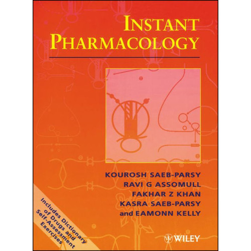 Instant Pharmacology / Edition 1