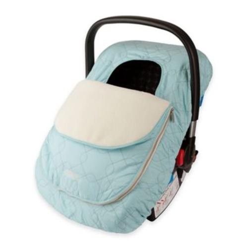 JJ Cole Car Seat Cover in Aqua