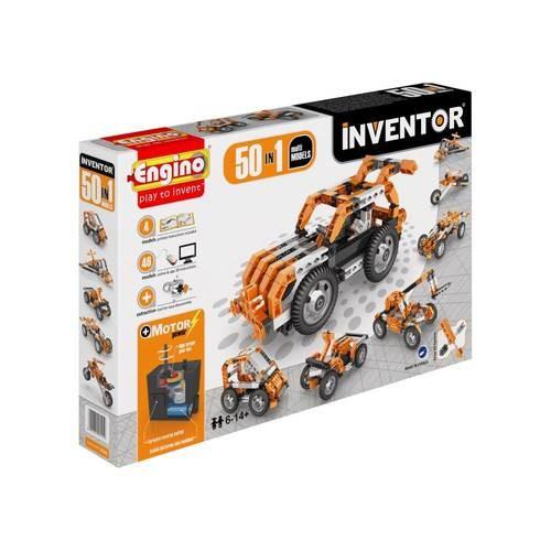 Engino - INVENTOR 50-in-1 Models Motorized Set