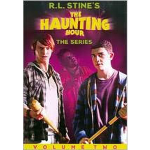 R.L. Stine's The Haunting Hour: The Series, Vol. 2 (dvd_video)
