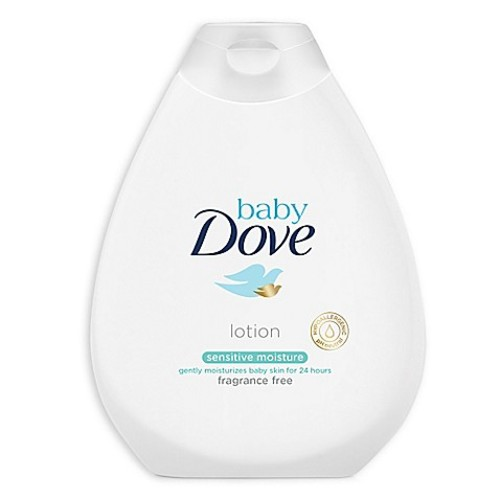 Baby Dove 13 oz. Nourishing Baby Lotion in Sensitive Moisture