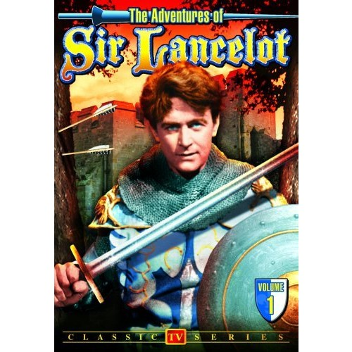 The Adventures of Sir Lancelot Volume 1: William Russell, Lawrence Huntington, Ralph Smart, Bernard Knowles: Movies & TV