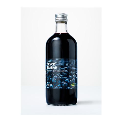DRYCK BLBR Blueberry syrup