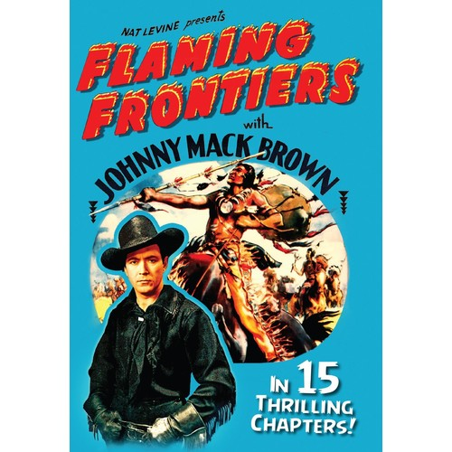 Flaming Frontiers (DVD)