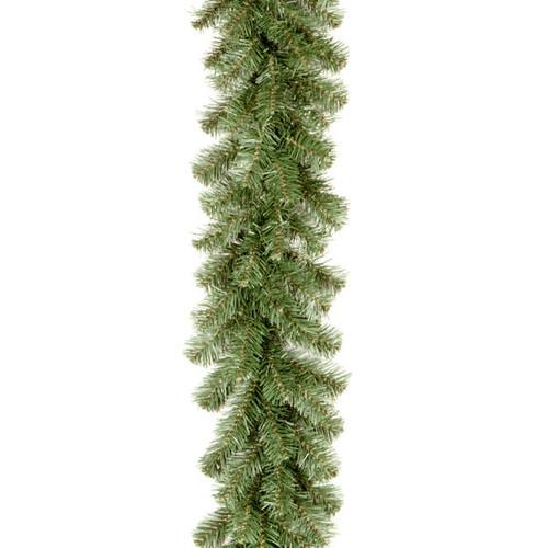 Green Artificial Kincaid Spruce 9-foot Garland
