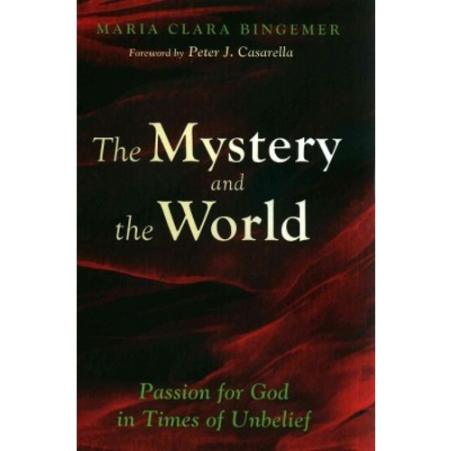 Mystery and the World : Passion for God in Times of Unbelief (Paperback) (Maria Clara Bingemer)