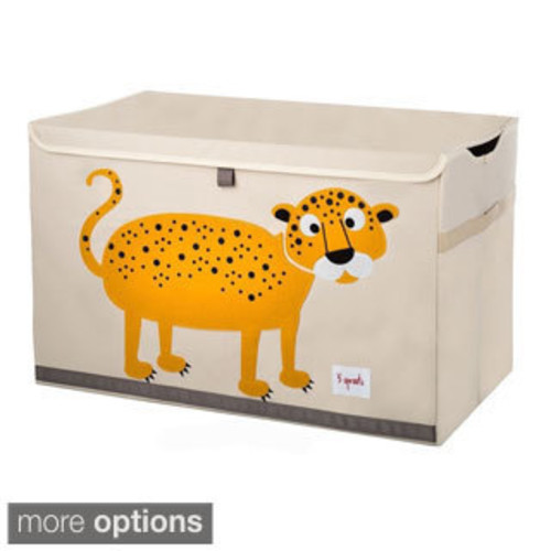 3 Sprouts Toy Chest [option : Green crocodile]