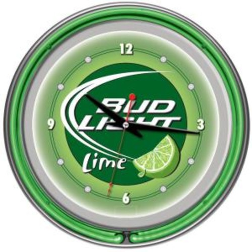Trademark Global 14 in. Bud Light Lime N...